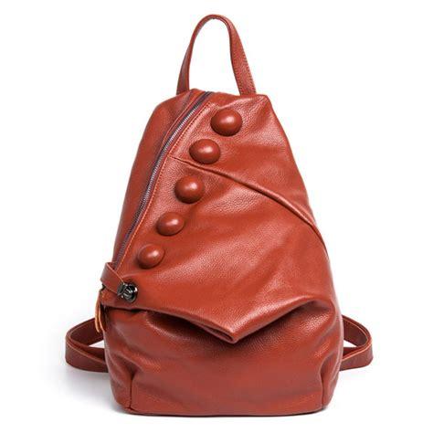 mochilas mujer cuero mochilas piel mujer comprar bolsos de piel billeteras y