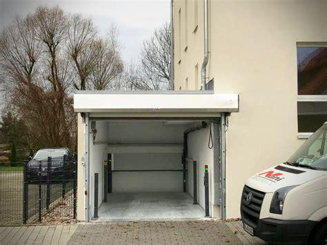 garage kaufen münchen autolift autoaufz 252 ge und versenkbare garagen nani