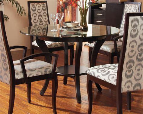 adele tdgl   glass top table furniture