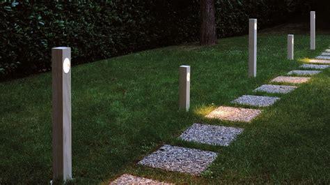 pali luce giardino da giardino proposte interessanti con foto