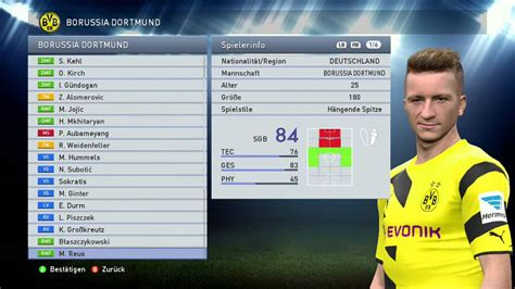 pes 2013 new hair styles 2015 pes patch pes 2015 all hairstyles youtube pes 2015 borussia dortmund