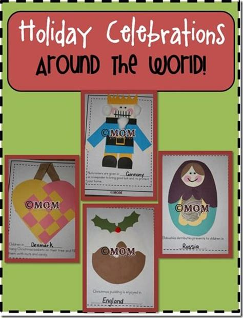 christmas around the world unit kinderland collaborative