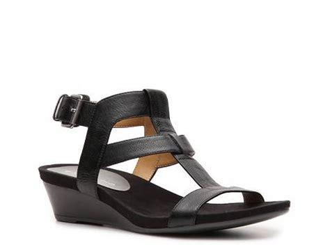 dsw sandals bandolino dawson wedge sandal dsw
