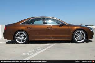 high quality audi colors 5 ipanema brown audi exclusive