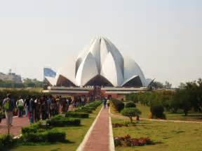 Who Built Lotus Temple In Delhi New Delhi Architecture Tours Guide Building Walks E