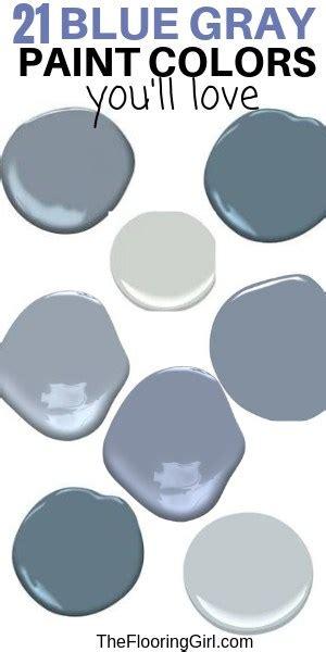 bluish gray paint color best blue gray paint colors 21 stylish dusty blues the