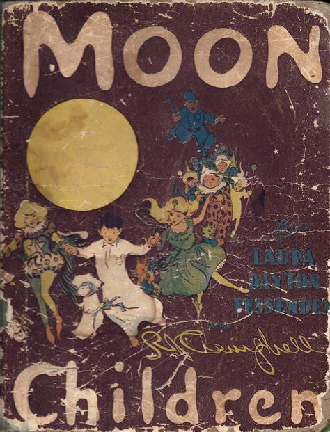 Child And Moon moon children 1902 dayton fessenden wannabe