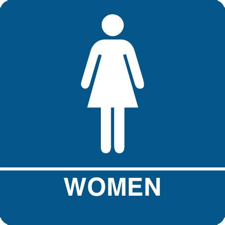 girls bathroom logo why putting ladies on the locker room door is a