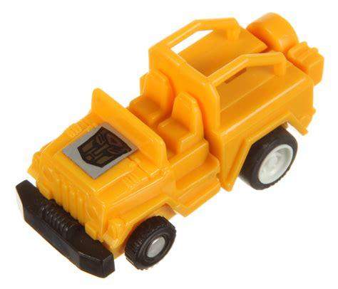 transformers g1 jeep mini spies jeep yellow autobot transformers g1