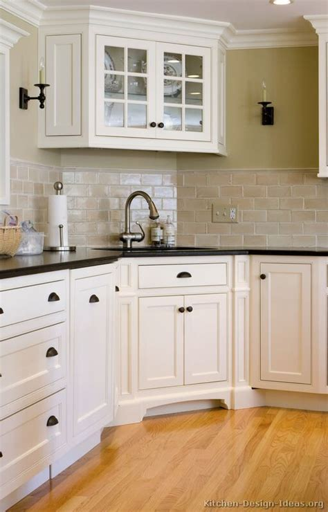 white corner cabinets for kitchen quot white wednesday quot kitchen of the day white cabinets with