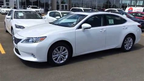 lexus es white white on black 2014 lexus es 350 fwd elegance