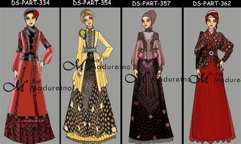 desain baju batik trend 2015 93 best desain abaya gamis batik gaun pengantin images on