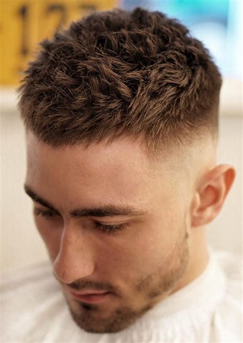hairstyles for short hair guys men s short haircuts very cool