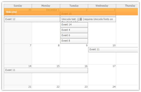 tutorials daypilot for asp net mvc calendar scheduler asp net mvc monthly event calendar daypilot for asp net