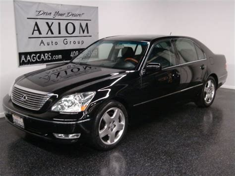 lifted lexus sedan 2006 lexus ls430 2006 lexus ls430 modern luxury