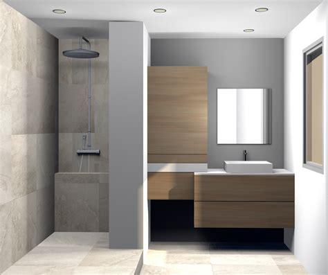 simulation agencement salle de bain