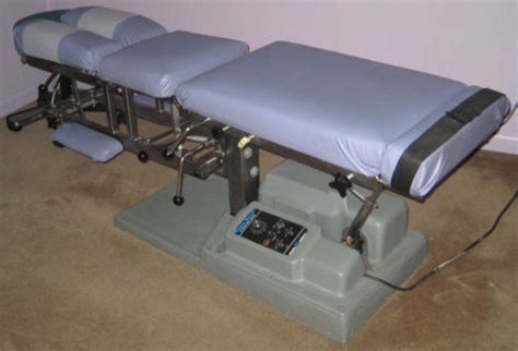 Chiropractic Table For Sale by Used Titan Flexion Distra Chiropractic Table For Sale