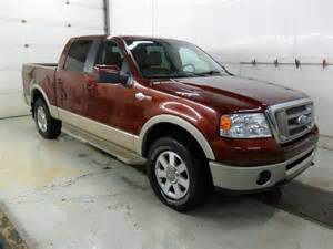 2007 Ford F150 King Ranch 2007 Ford F 150 Lariat King Ranch 4x4 Supercrew 139 St