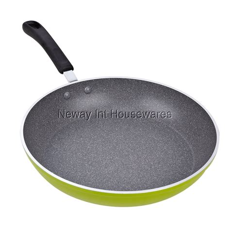 Promo Multi Cook Wok Pan 30cm cook n home store cook n home 12 inch frying pan saute pan 30cm with non stick coating