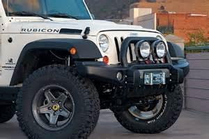 jeep jk wrangler aev bumper 4wheel road magazine