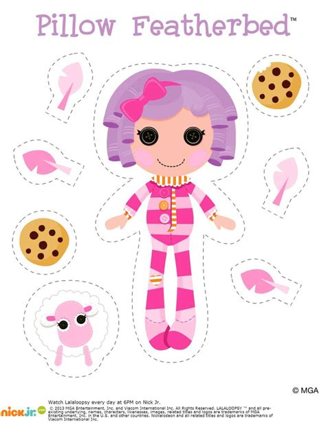 lalaloopsy coloring pages nick jr 117 best images about colouring in for kids on pinterest