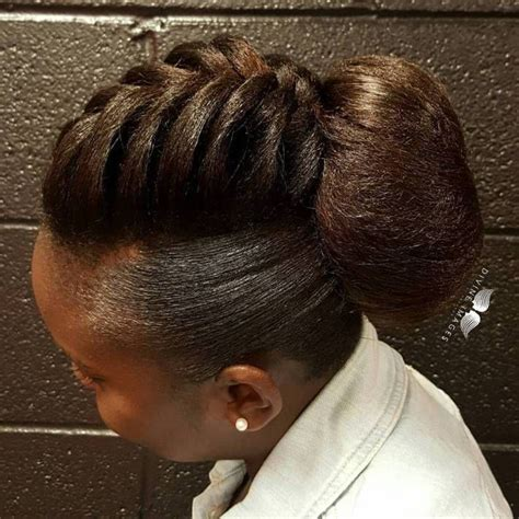 braided buns for african americans 25 best ideas about african american braids on pinterest