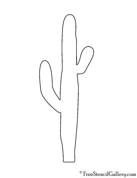 cacti templates cactus flower outline www imgkid the image kid has it