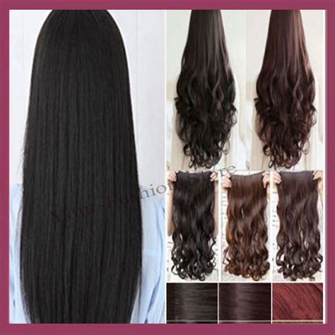 best selling hair extensions best selling 27inch 3 4 clip in hair extensions curly wavy