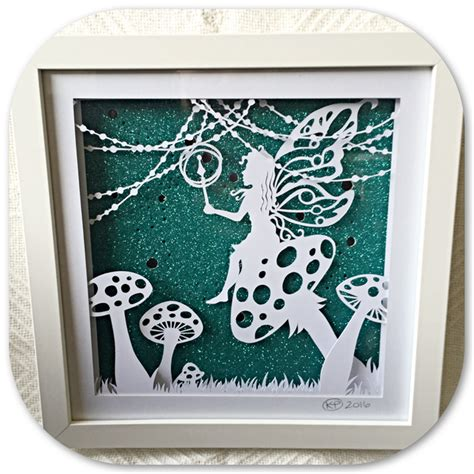 How To Make A Paper Shadow Box - illuminated shadow box paper cut