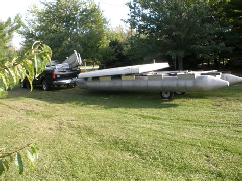 usa pontoon riviera cruiser pontoon 1986 for sale for 1 500 boats