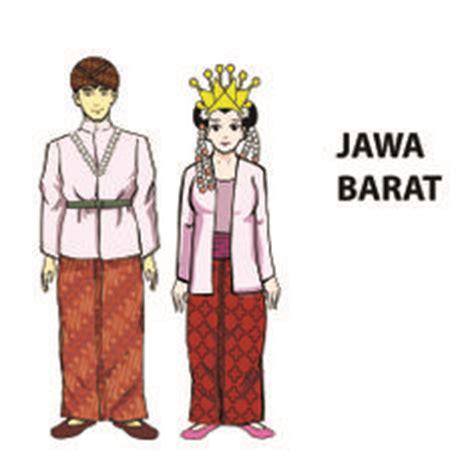 Baju Dari Jawa Tengah pakaian adat daerah jawa tengah java project
