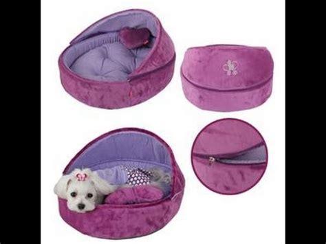 hacer camas como hacer una cama para perros peque 241 os youtube