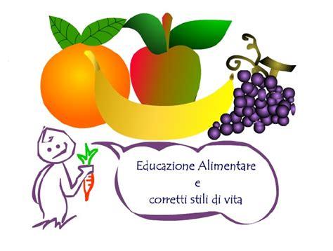 progetto alimentazione scuola progetto alimentazione