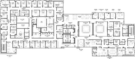 design plans office building floor plans fresh 2nd floor plan thraam