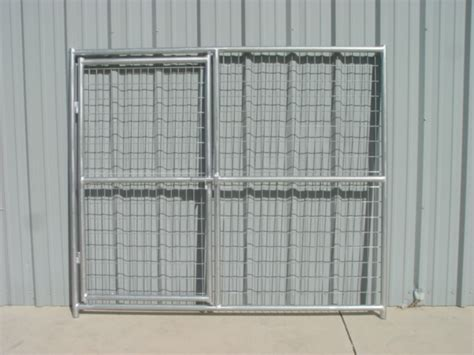kennel panels 6 x8 kennel gate panel