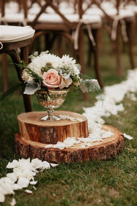 15 Decorating Ideas for Rustic Themed Wedding   Pretty Designs