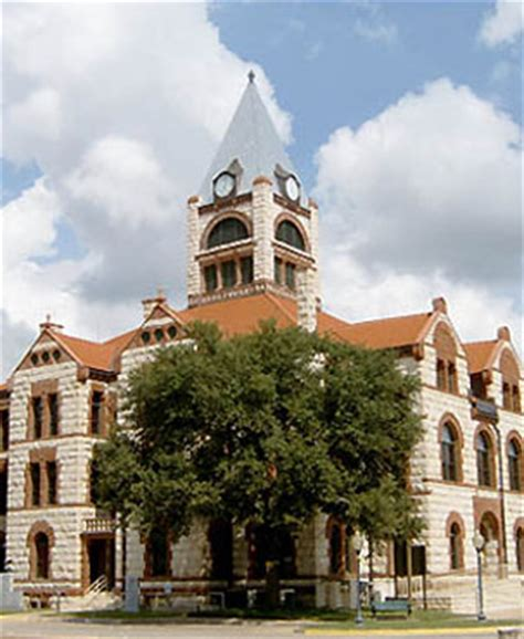 Erath County Records Erath County Courthouse Stephenville Thc Gov Historical Commission
