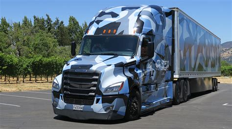 production   freightliner cascadia ramps  transport topics