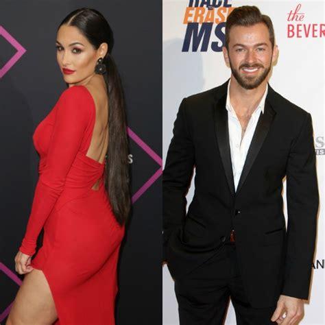 nikki bella dating nikki bella is reportedly dating her dwts partner artem