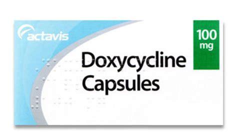 How To Detox From Doxycycline by Doxycycline 100mg Sotalol 80 Nebenwirkungen