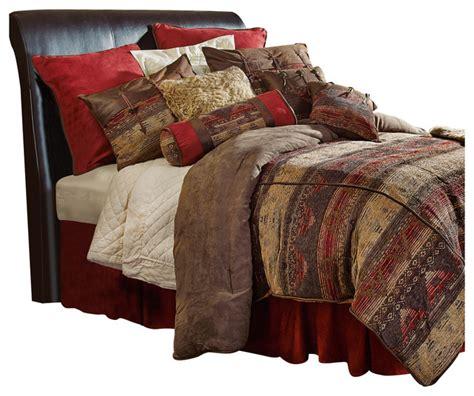 rustic comforter sets queen sierra comforter set rustic comforters and comforter