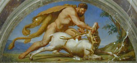 hercule y terrassa un les douze travaux d h 233 racl 232 s hercule mythologies