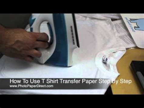 Tshirt Jazz Racing Club Bdc how to use t shirt transfer paper step by step zaclip