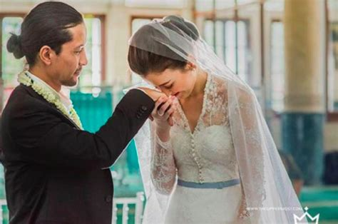 kimberly ryder menikah tamara  mike lewis kompak hadir