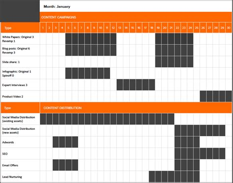 editorial calendar for content marketing template 2017 editorial calendar templates