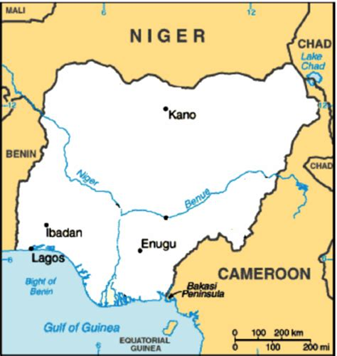 map of nigeria with states diagram of map of nigeria with 36 states gallery how to