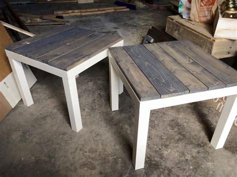 c end table ikea ikea lack end table hack painted black lack tables white