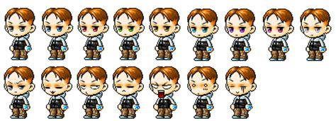 list of maplestory faces used in animations in progress royal hair face list updated 12 17