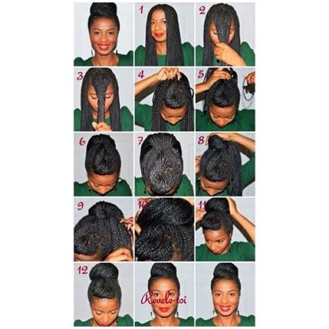 pictures of box braids braid pattern box braids pic tutorial amori s hairstyles pinterest