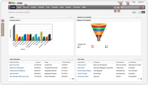 Mba Project Report On Lead Generation by Zoho Crm Analytics Reports Crm Business Solutions Zoho
